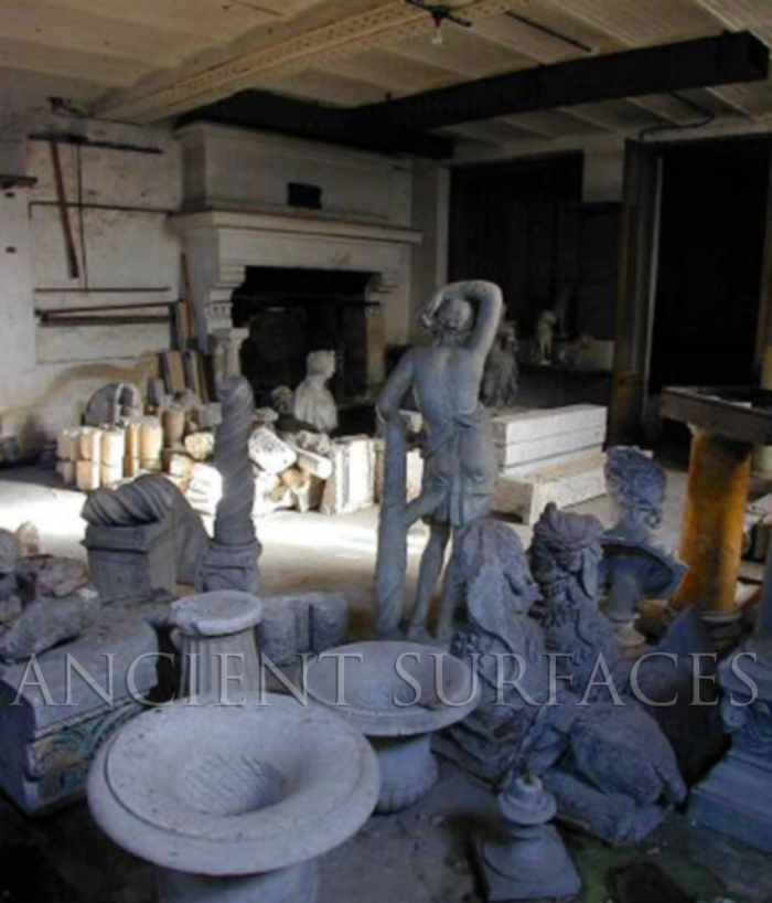 Our Restoration Studio, Ancient Surfaces SPA