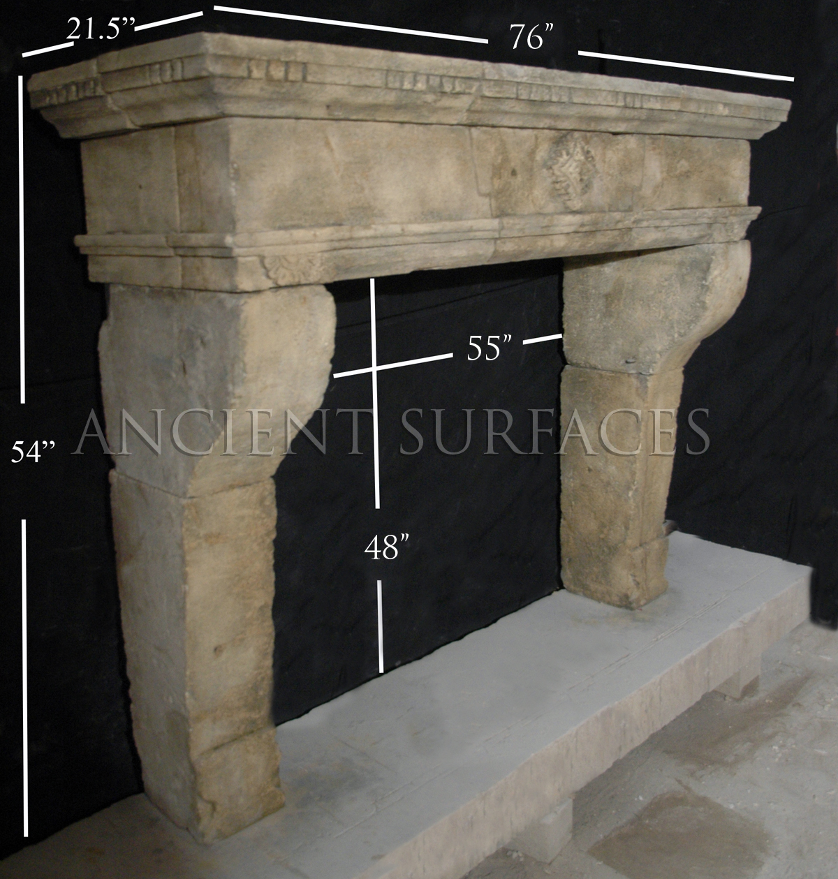 fireplaces in ruined homes antique fireplaces by ancient surfaces