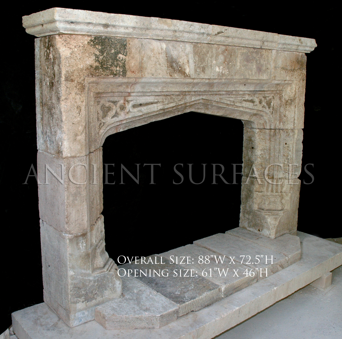 terminology of antique fireplace mantels in her majesty s