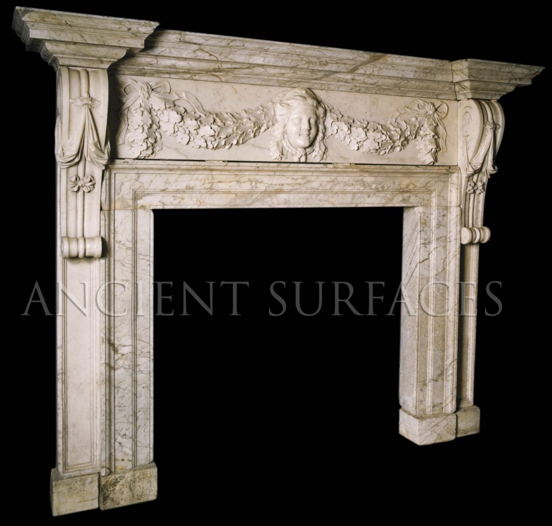 Reclaimed Mantles English Victorian