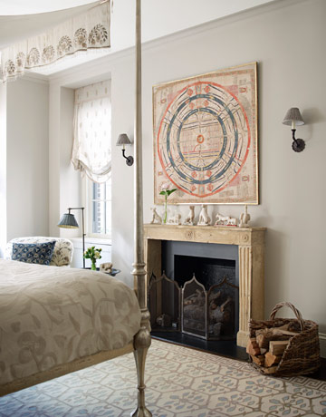 Modern rustic bedrooms fireplaces antique fireplaces by ancient surfaces Master bedroom with fireplace images