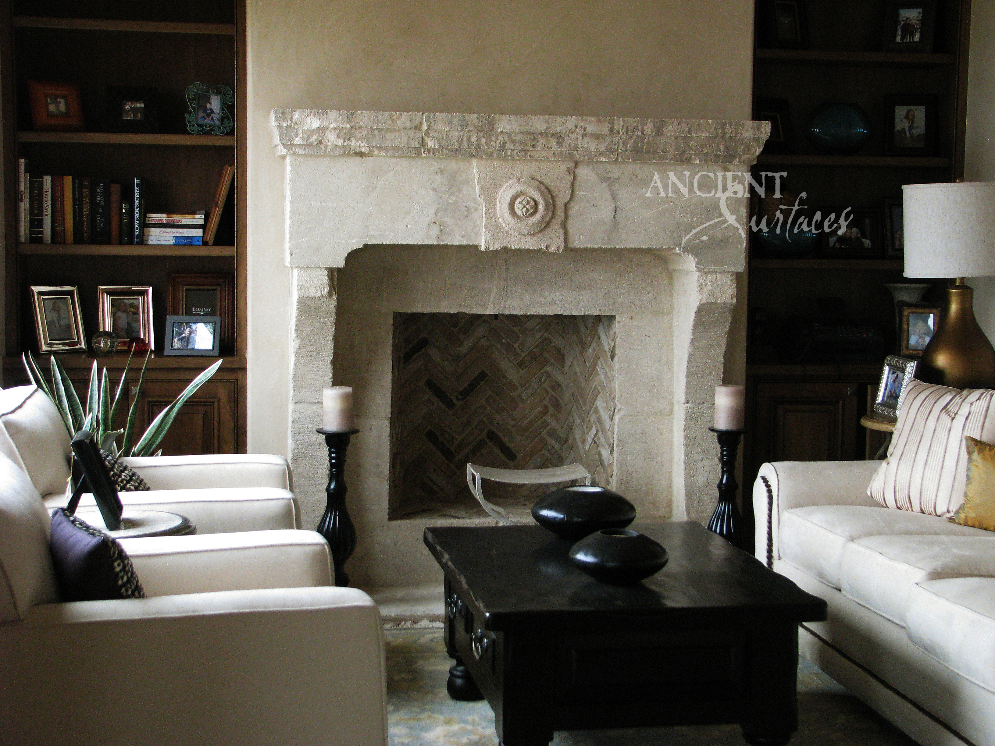 February 2014 Antique Fireplaces By Ancient Surfaces