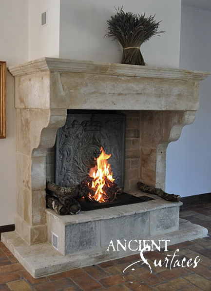 antique marble | Antique Fireplaces by Ancient Surfaces