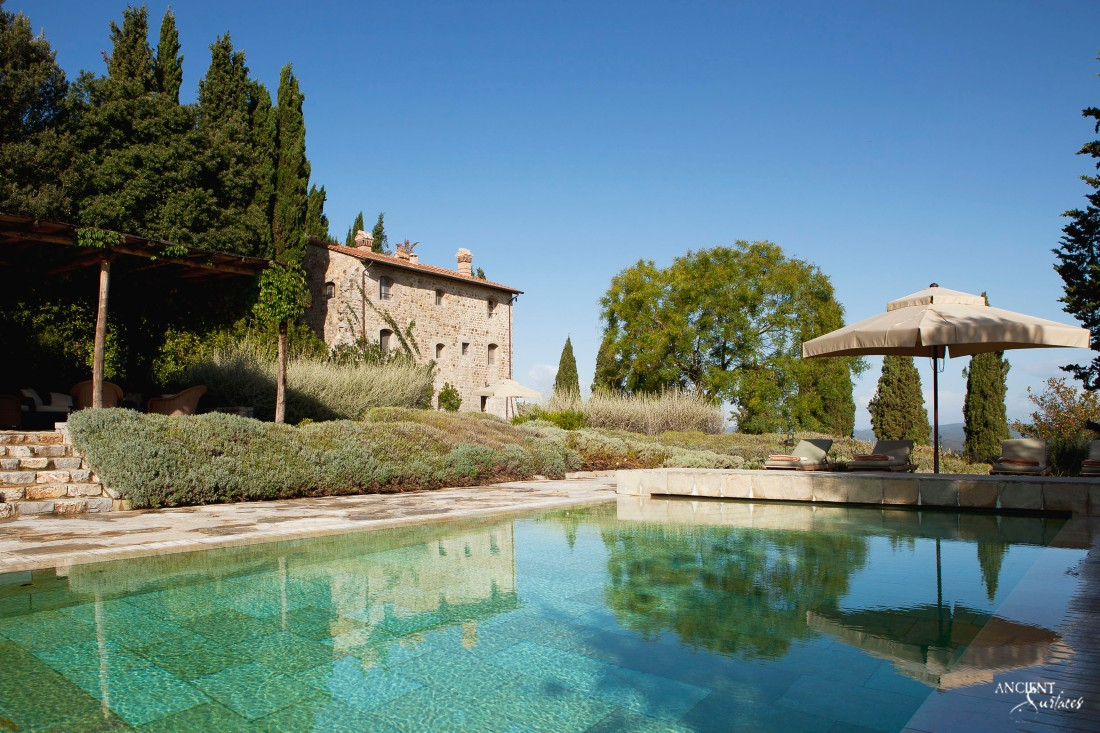 french-farmhouse-garden-pool-coping-swimming-pool-biblical-stone-pavers-wall-cladding