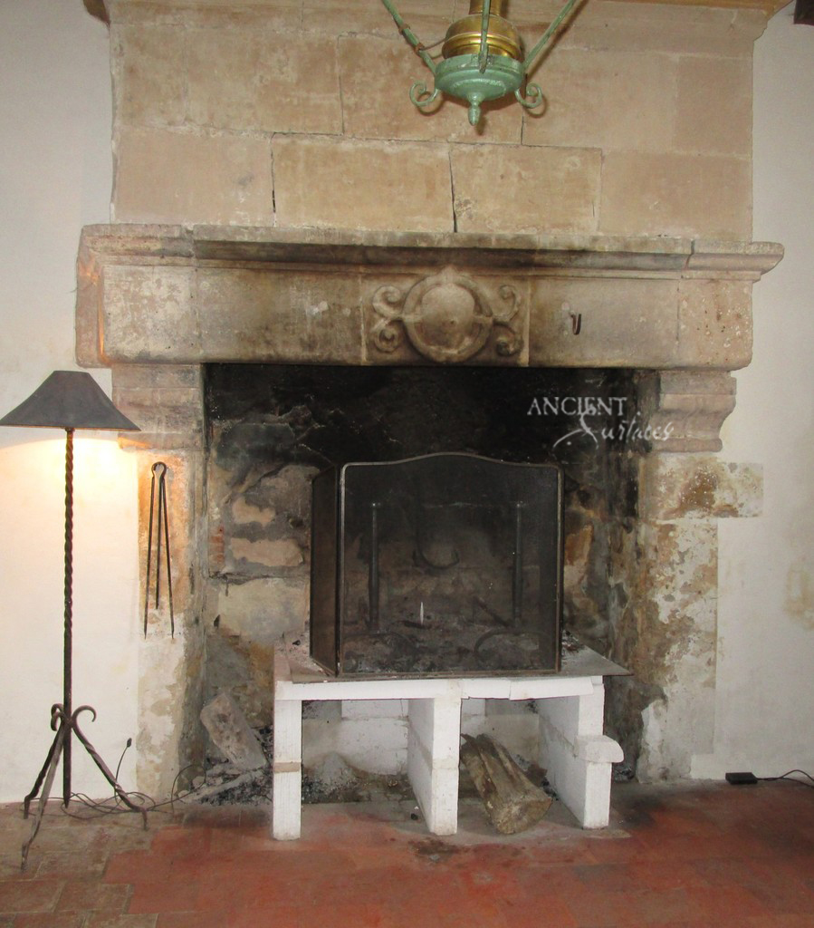 french-limestone-fireplace
