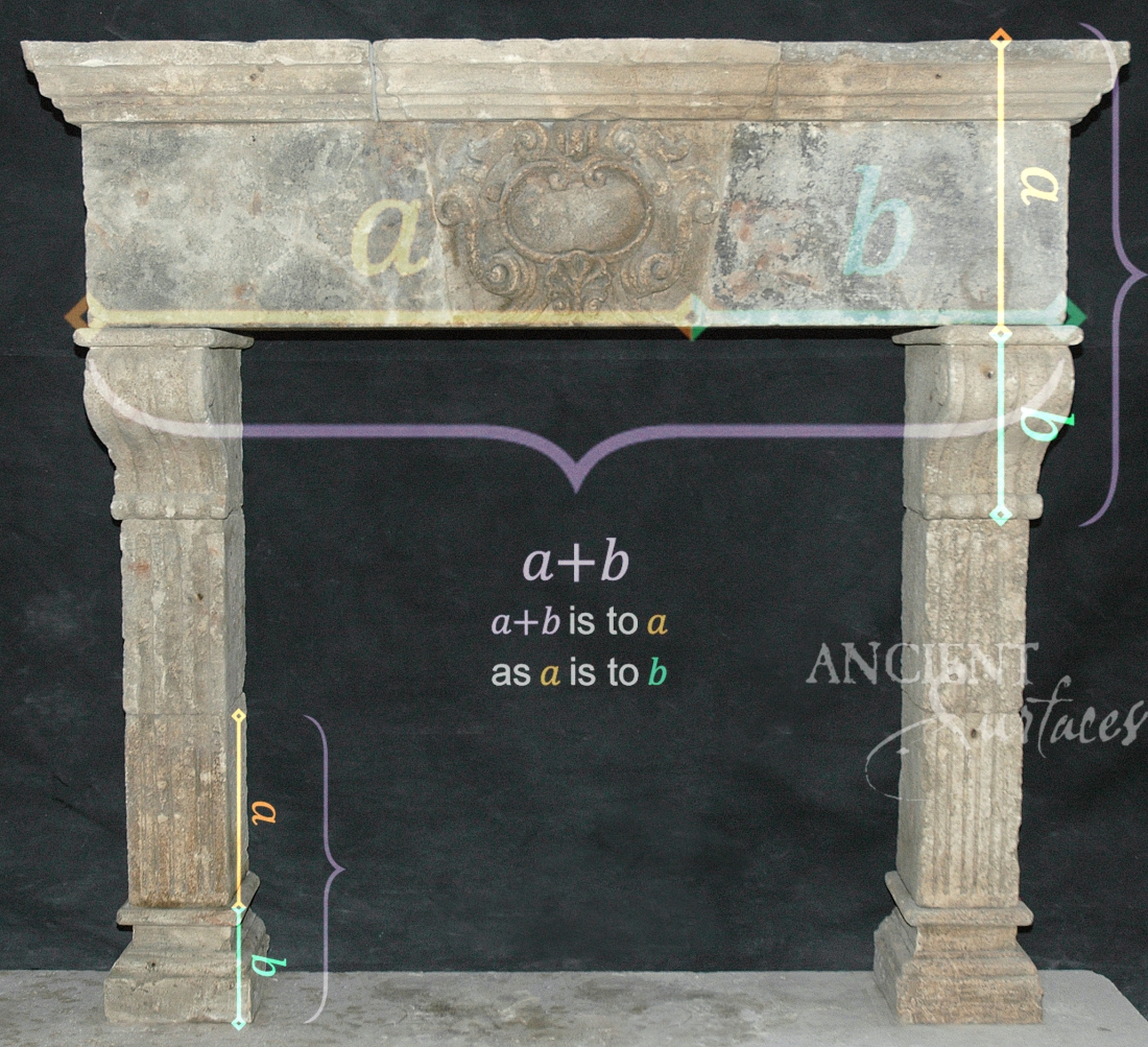 Antique-limestone-fireplace-stone-golden-ration-10