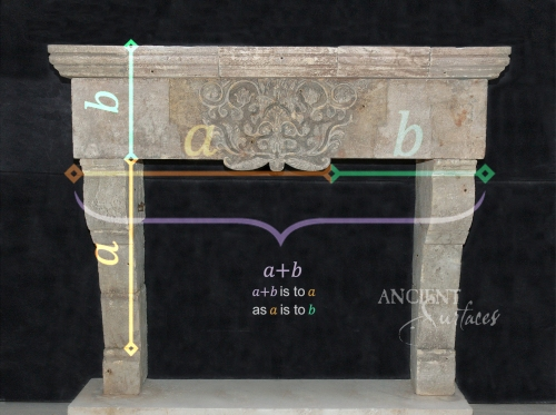 Antique-limestone-fireplace-stone-golden-ration-12