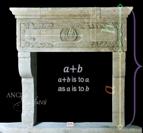 Antique-limestone-fireplace-stone-golden-ration-14