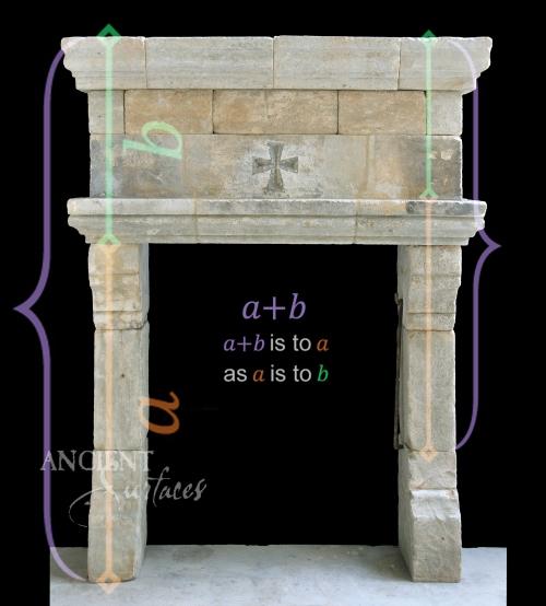 Antique-limestone-fireplace-stone-golden-ration-6