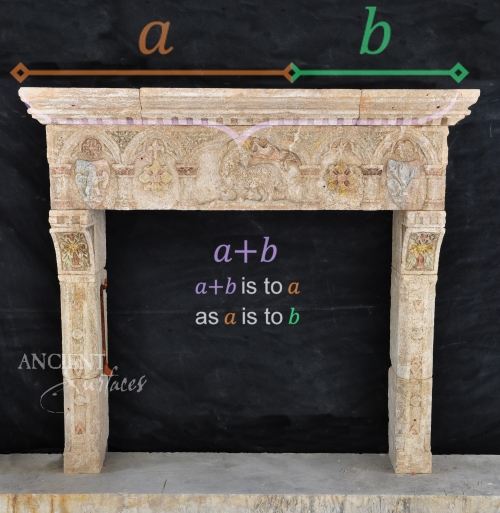 Antique-limestone-fireplace-stone-golden-ratio-1